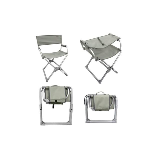 Des chaises tout confort qui servent de transat et qui ne prennent pas de place Fauteu10