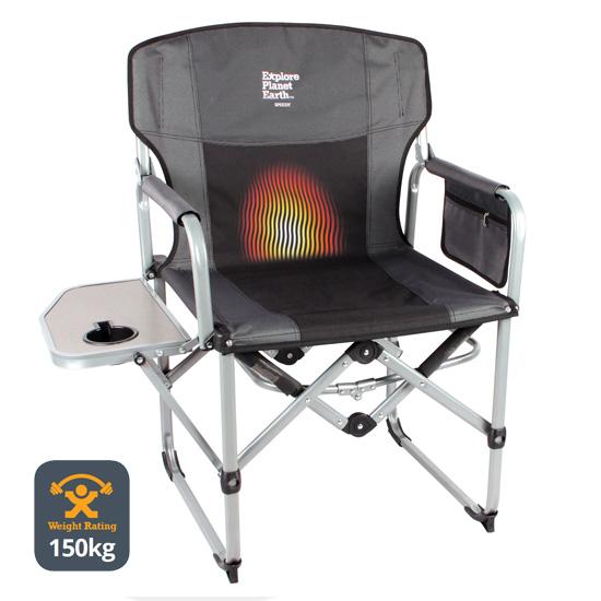 Des chaises tout confort qui servent de transat et qui ne prennent pas de place Speedy10