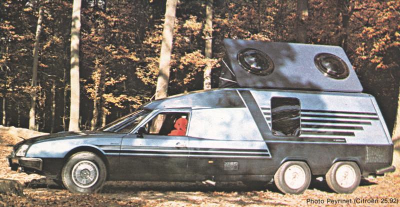 """Des Citroën hors normes : les """"Tissier"""" - Page 2 0310"""