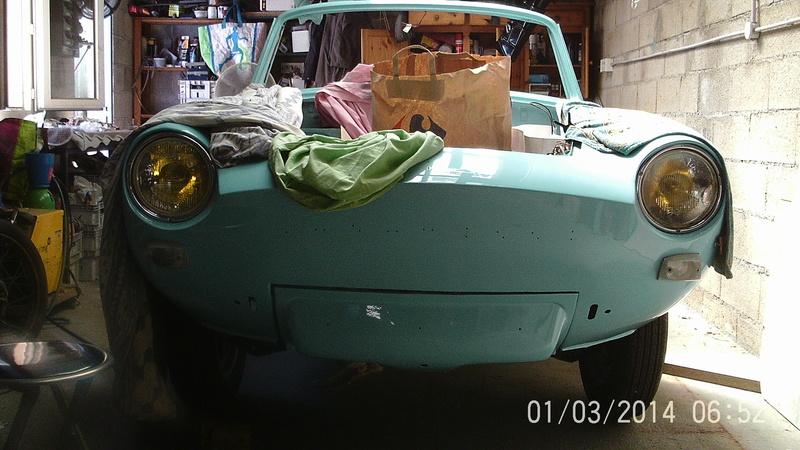 Restauration de la caravelle 1100S de juju - Page 29 Ptdc2028