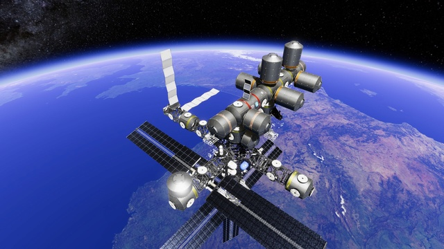 [Jeux] Stable orbit: gérez votre station spatiale Stable10