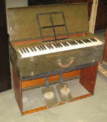 harmonium us 1944 Organ11