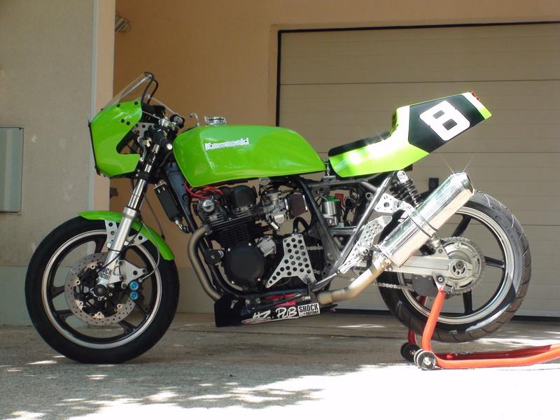 """GPZ 750 """"Endurance Classic"""" - Page 7 Dsc03313"""