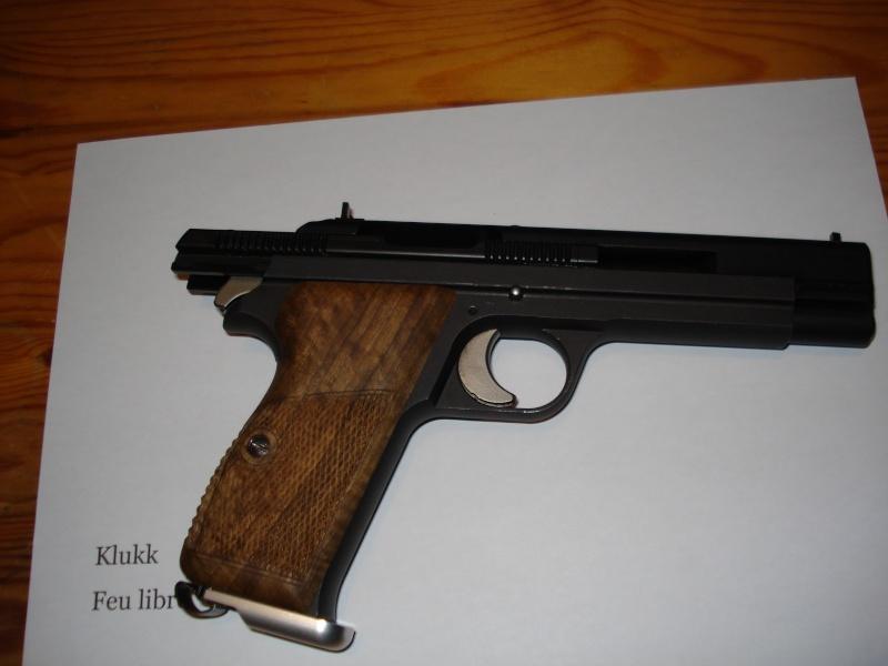 Conversion 22 LR pour SIG P210 02210