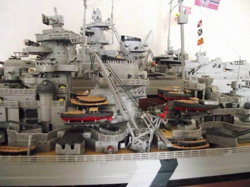 Bismarck Revell 1/350 Bic01510
