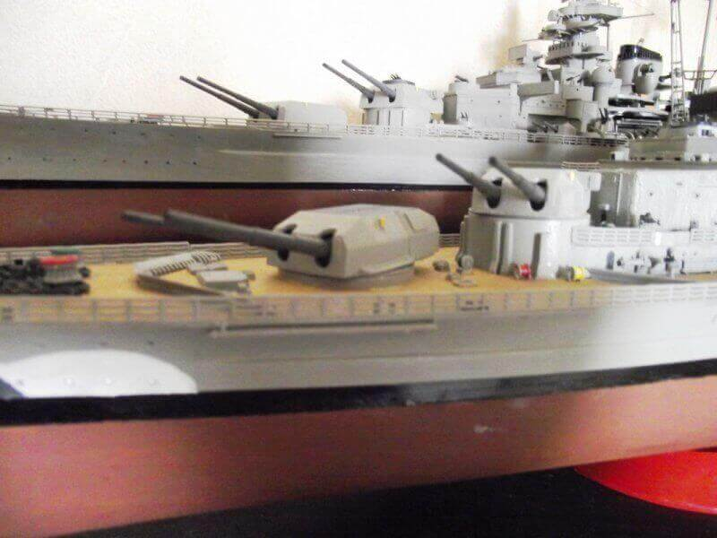 Bismarck Revell 1/350 Bic01610