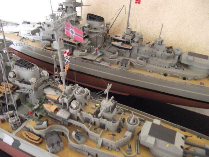 Bismarck Revell 1/350 Bic01810