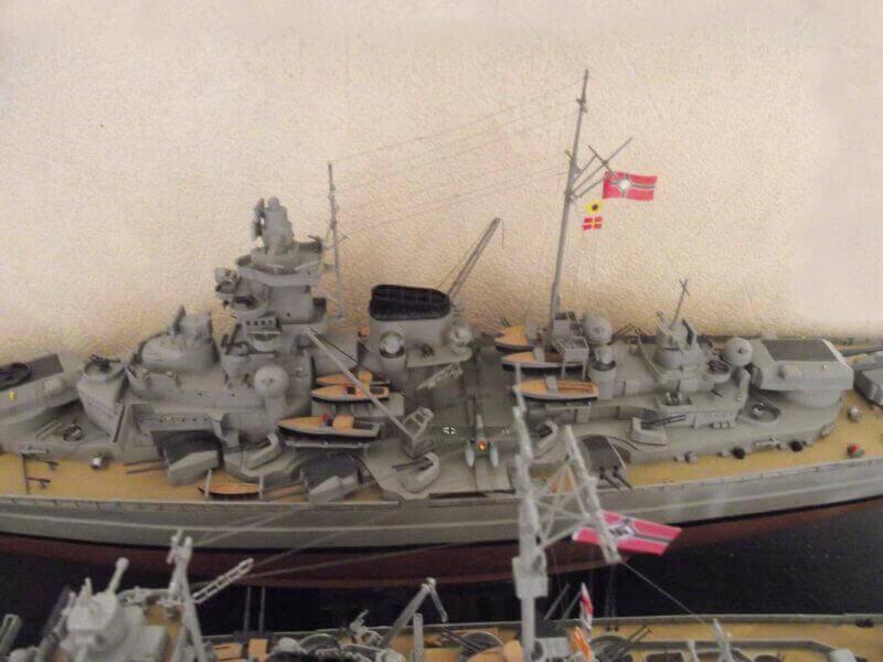 Bismarck Revell 1/350 Bic01910