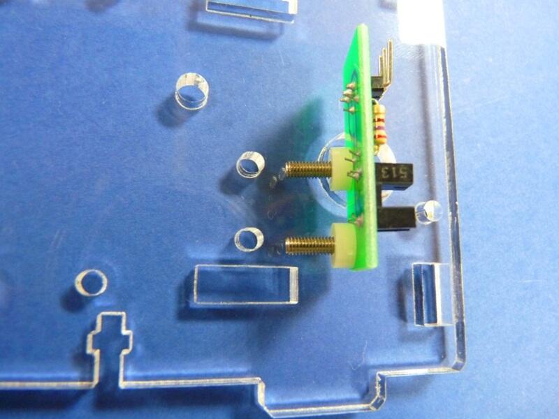 Construction d'une imprimante 3D multi-matériaux.  C2ef10