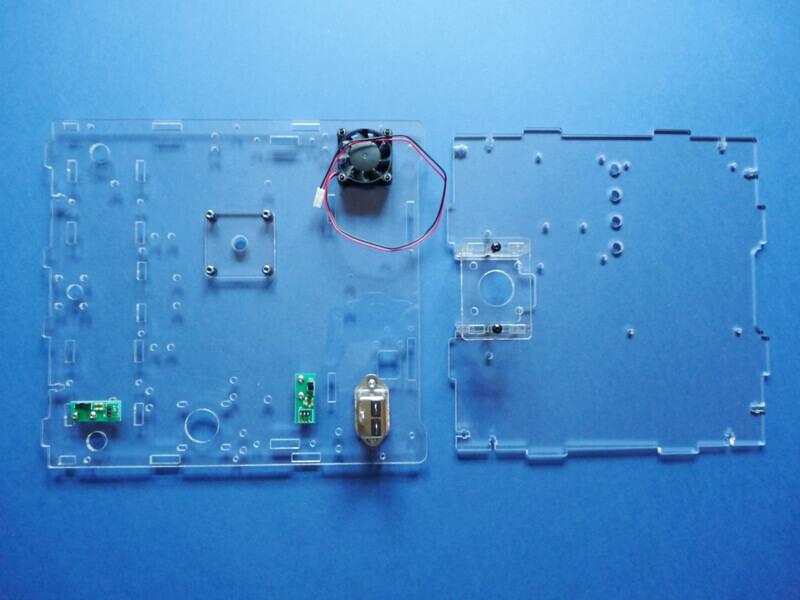 Construction d'une imprimante 3D multi-matériaux.  C3ca10