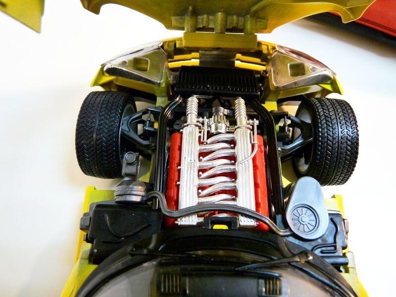 Dodge Viper RT10 - 1992 et 1993 - Bburago 1/18 ème Dodvrt18