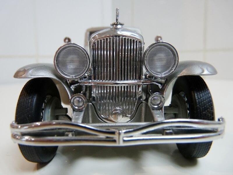 Duesenberg SJ Twenty Grand - 1933 - Franklin Mint 1/18 ème Dusjt_12