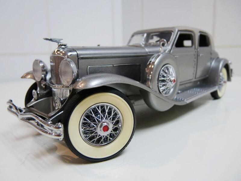 Duesenberg SJ Twenty Grand - 1933 - Franklin Mint 1/18 ème Dusjt_19