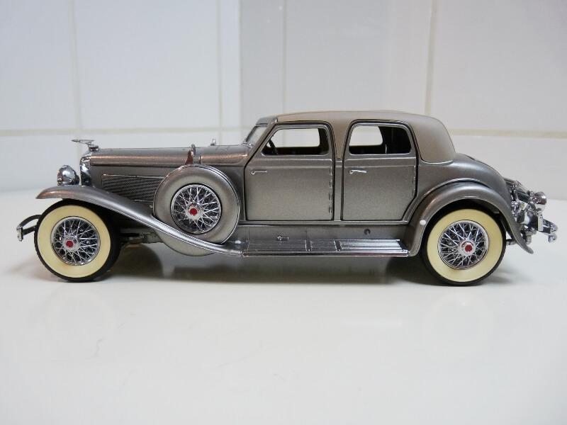 Duesenberg SJ Twenty Grand - 1933 - Franklin Mint 1/18 ème Dusjt_20
