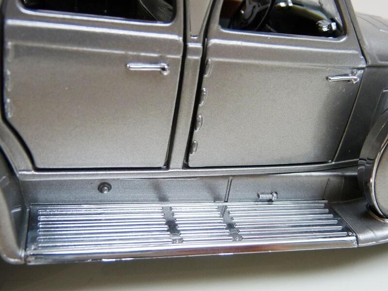 Duesenberg SJ Twenty Grand - 1933 - Franklin Mint 1/18 ème Dusjt_40