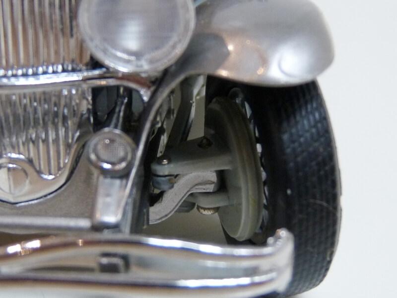 Duesenberg SJ Twenty Grand - 1933 - Franklin Mint 1/18 ème Dusjt_41