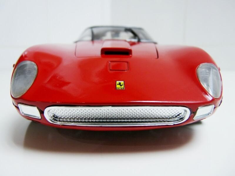Ferrari 250 GTO - 1964 - Jouef Evolution 1/18 ème F250_g41