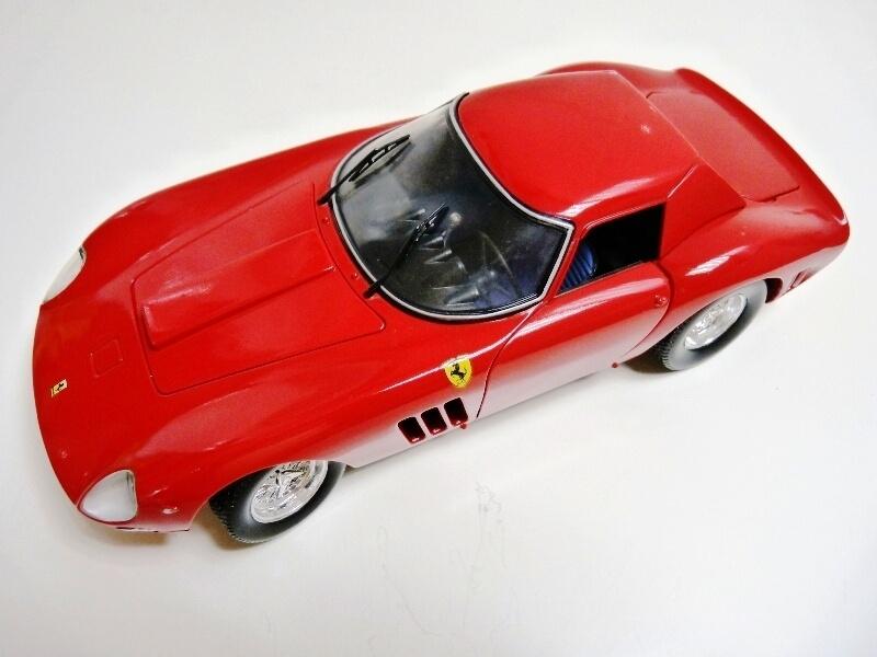 Ferrari 250 GTO - 1964 - Jouef Evolution 1/18 ème F250_g43