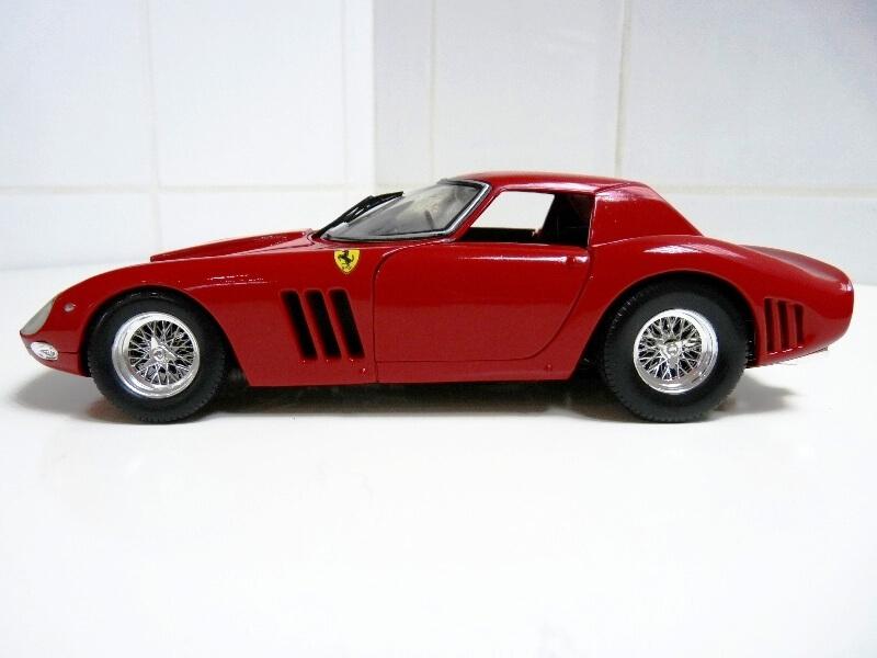 Ferrari 250 GTO - 1964 - Jouef Evolution 1/18 ème F250_g45