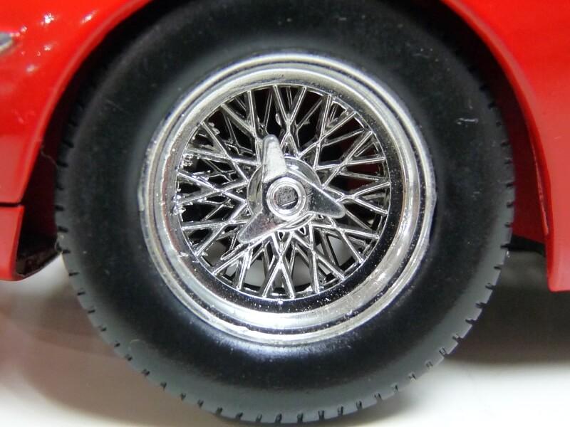 Ferrari 250 GTO - 1964 - Jouef Evolution 1/18 ème F250_g47