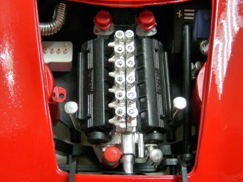 Ferrari 250 GTO - 1964 - Jouef Evolution 1/18 ème F250_g48