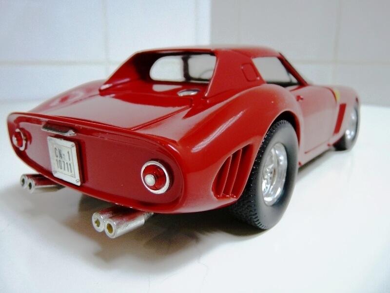 Ferrari 250 GTO - 1964 - Jouef Evolution 1/18 ème F250_g49