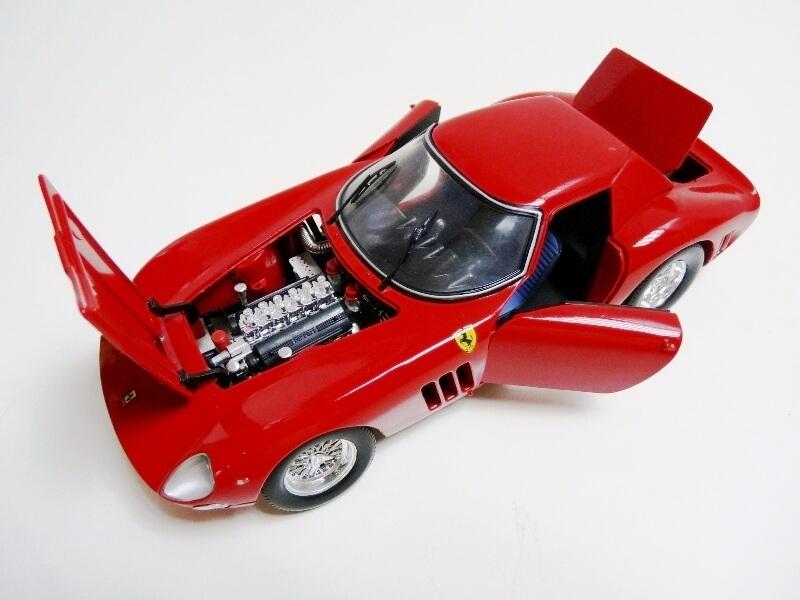 Ferrari 250 GTO - 1964 - Jouef Evolution 1/18 ème F250_g51