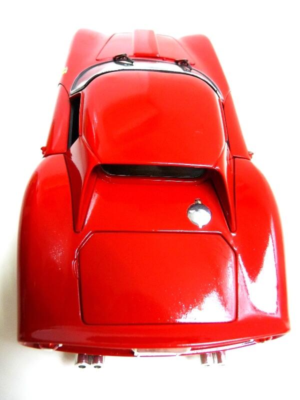Ferrari 250 GTO - 1964 - Jouef Evolution 1/18 ème F250_g53