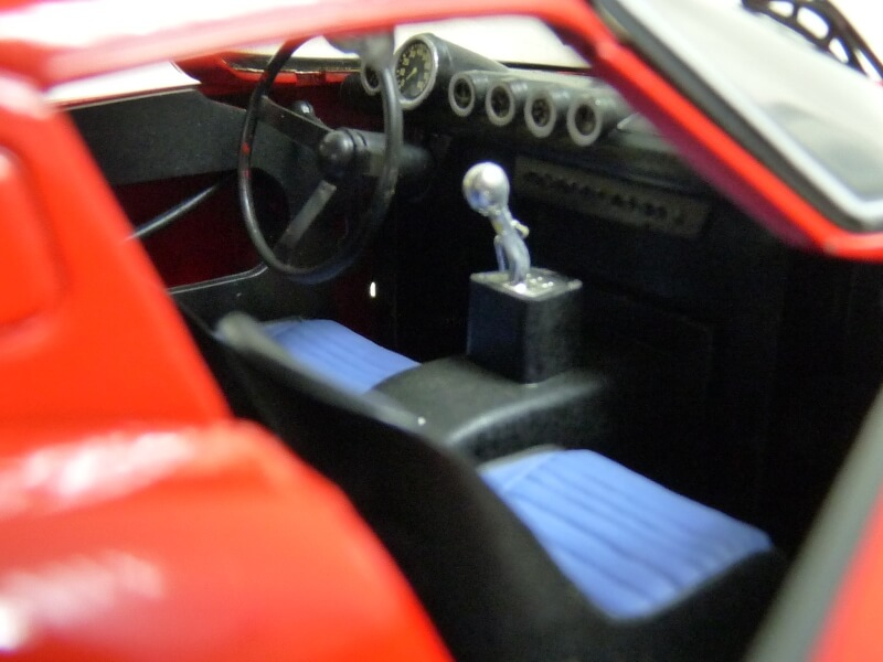Ferrari 250 GTO - 1964 - Jouef Evolution 1/18 ème F250_g54