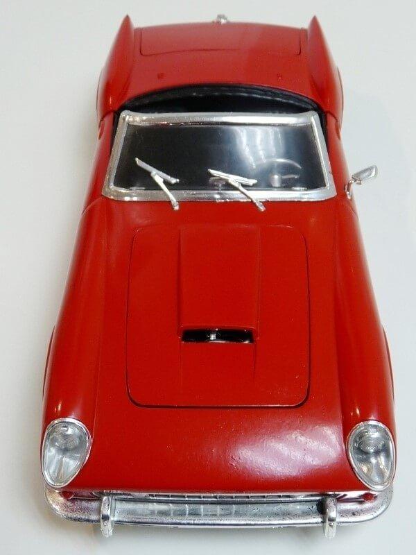 Ferrari 250 GT SWB California Spyder - 1961 - Tonka Polistil 1/16 ème F250gt17
