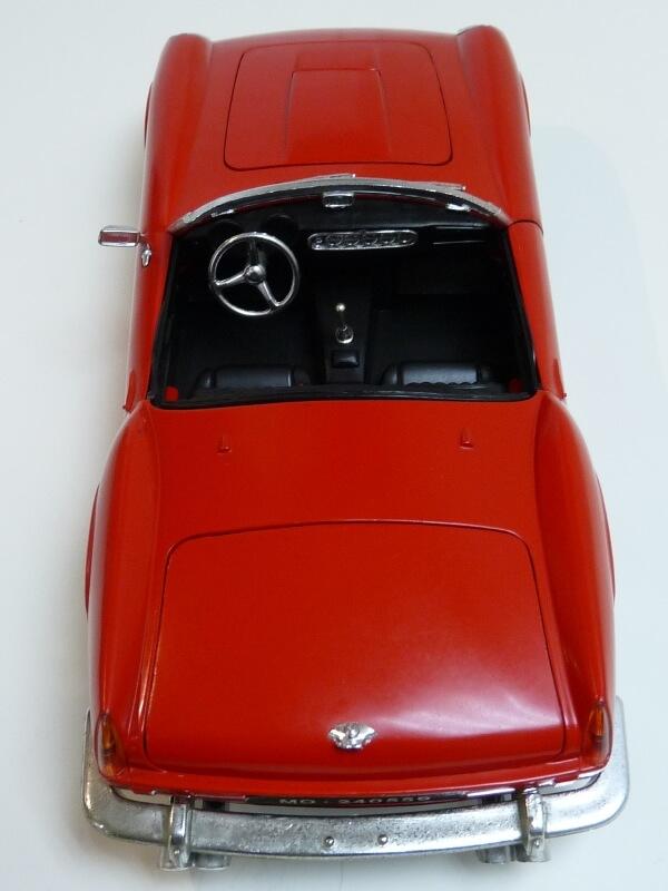 Ferrari 250 GT SWB California Spyder - 1961 - Tonka Polistil 1/16 ème F250gt19