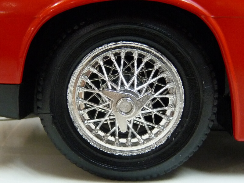 Ferrari 250 GT SWB California Spyder - 1961 - Tonka Polistil 1/16 ème F250gt29