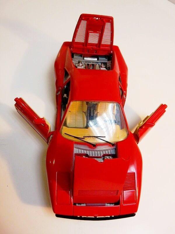 Ferrari 288 GTO - 1984 - BBurago 1/18 ème F288_116