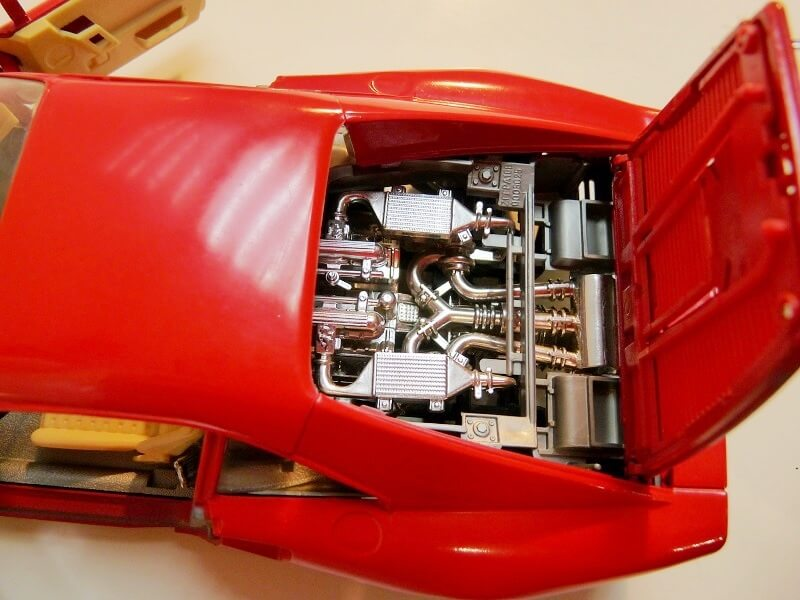 Ferrari 288 GTO - 1984 - BBurago 1/18 ème F288_118