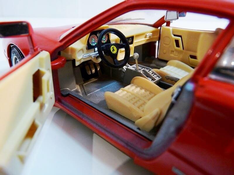 Ferrari 288 GTO - 1984 - BBurago 1/18 ème F288_119