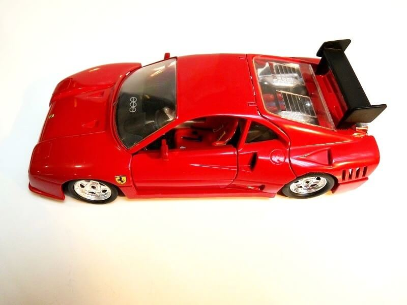 Ferrari 288 GTO Evoluzione - 1985 - Jouef Evolution F288_g10