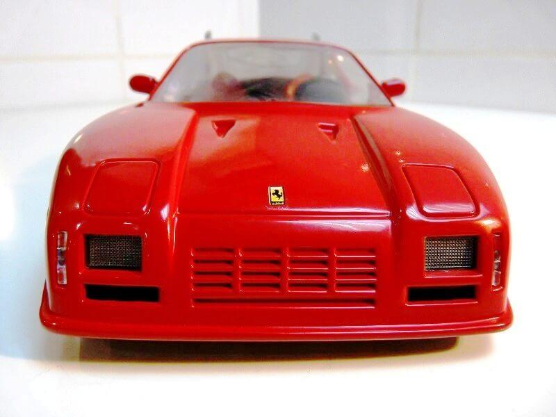 Ferrari 288 GTO Evoluzione - 1985 - Jouef Evolution F288_g11