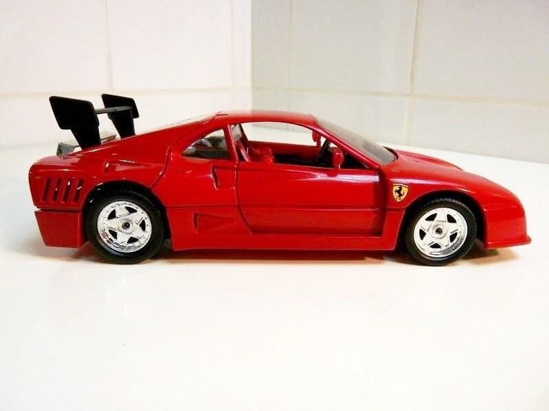 Ferrari 288 GTO Evoluzione - 1985 - Jouef Evolution F288_g13