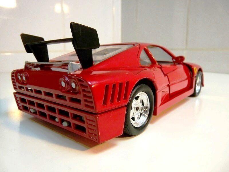 Ferrari 288 GTO Evoluzione - 1985 - Jouef Evolution F288_g14
