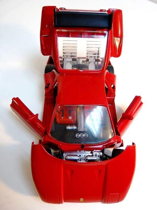 Ferrari 288 GTO Evoluzione - 1985 - Jouef Evolution F288_g15