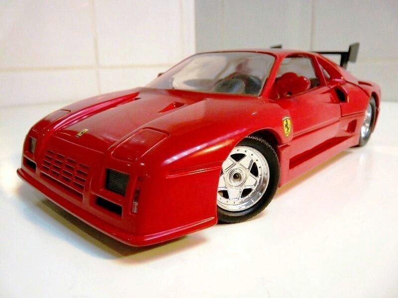 Ferrari 288 GTO Evoluzione - 1985 - Jouef Evolution F288_g16