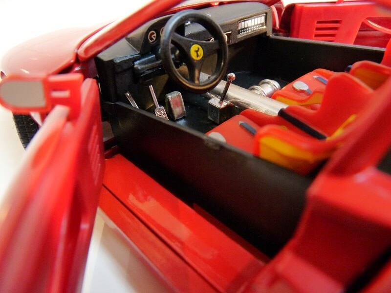 Ferrari 288 GTO Evoluzione - 1985 - Jouef Evolution F288_g17