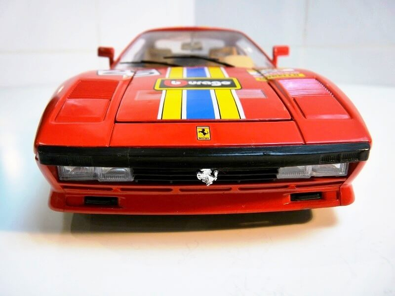 Ferrari 288 GTO Rallye - 1986 - BBurago 1/18 ème F288_g23