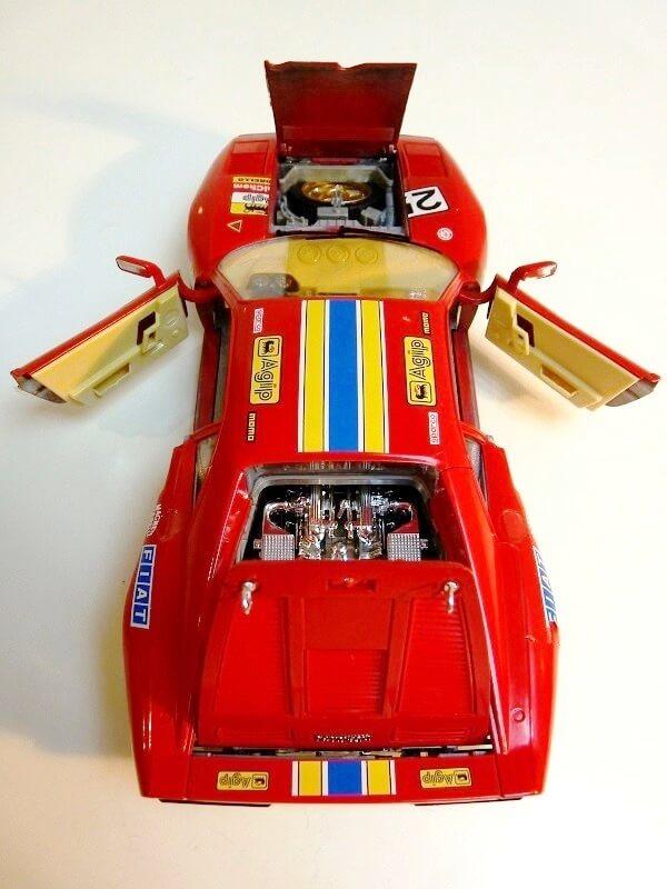 Ferrari 288 GTO Rallye - 1986 - BBurago 1/18 ème F288_g25