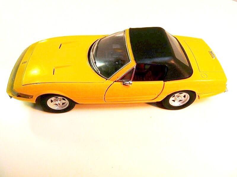 Ferrari 365 Daytona GTS4 Cabriolet Spider - 1971 - Solido 1/18 ème F365_g10