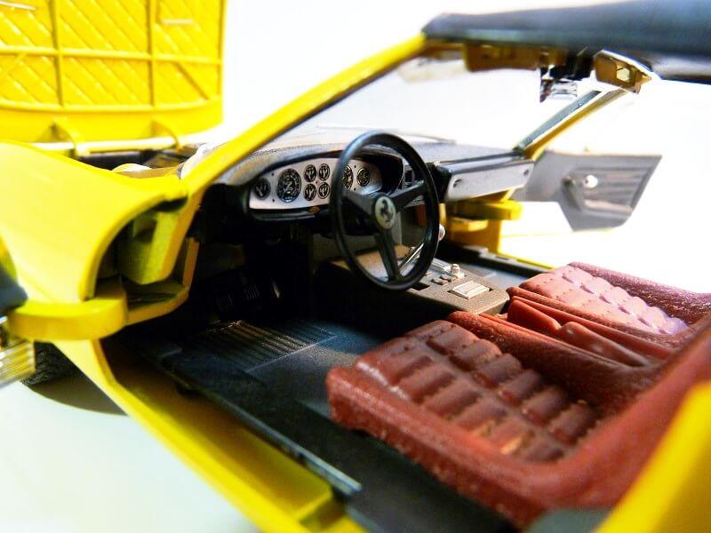 Ferrari 365 Daytona GTS4 Cabriolet Spider - 1971 - Solido 1/18 ème F365_g17