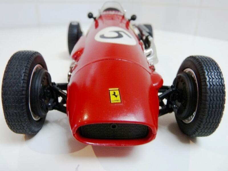 Ferrari 500 F2 - 1952 - Tonka Polistil 1/19 ème F500f210