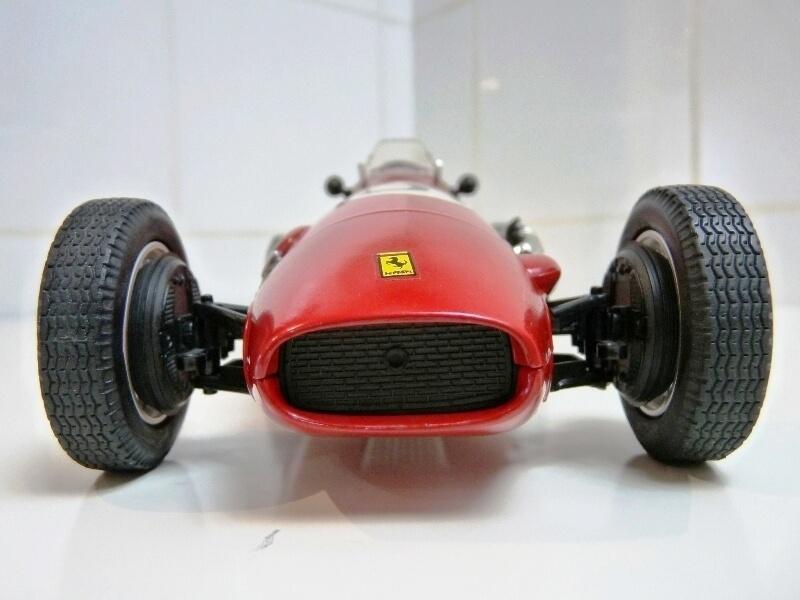 Ferrari 500 F2 - 1952 - Tonka Polistil 1/19 ème F500f215