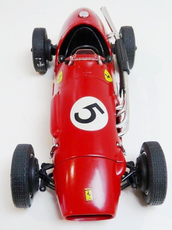 Ferrari 500 F2 - 1952 - Tonka Polistil 1/19 ème F500f225