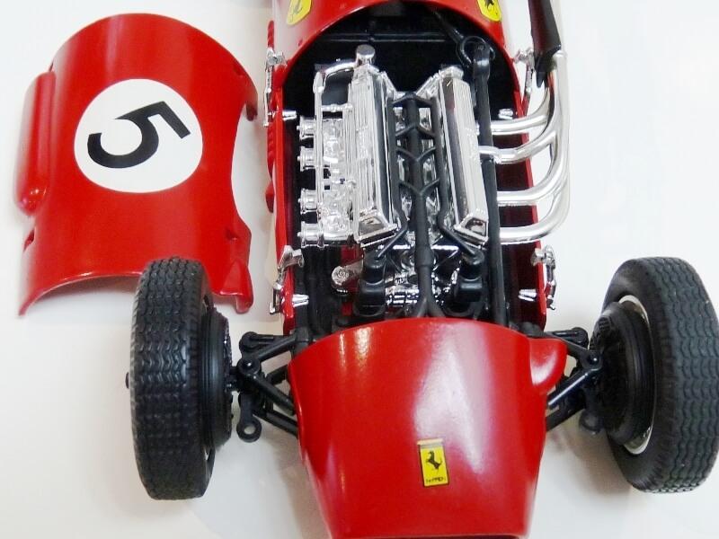 Ferrari 500 F2 - 1952 - Tonka Polistil 1/19 ème F500f228